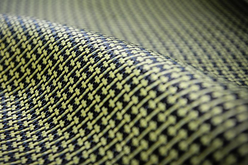 carbon fiber aramid background